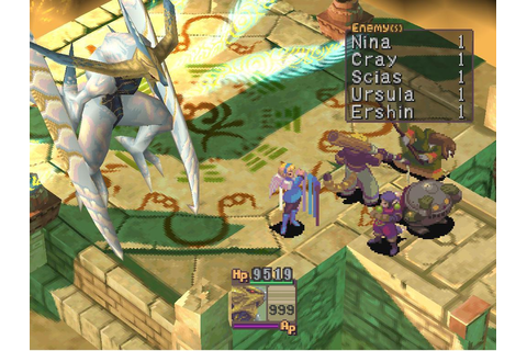 Breath of Fire IV [U] ISO